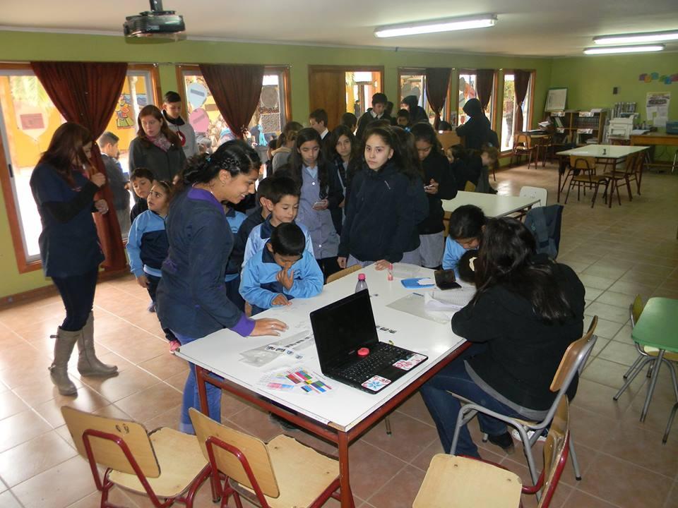 Escuela la Huerta de Mataquito conforma su primer centro de alumnos