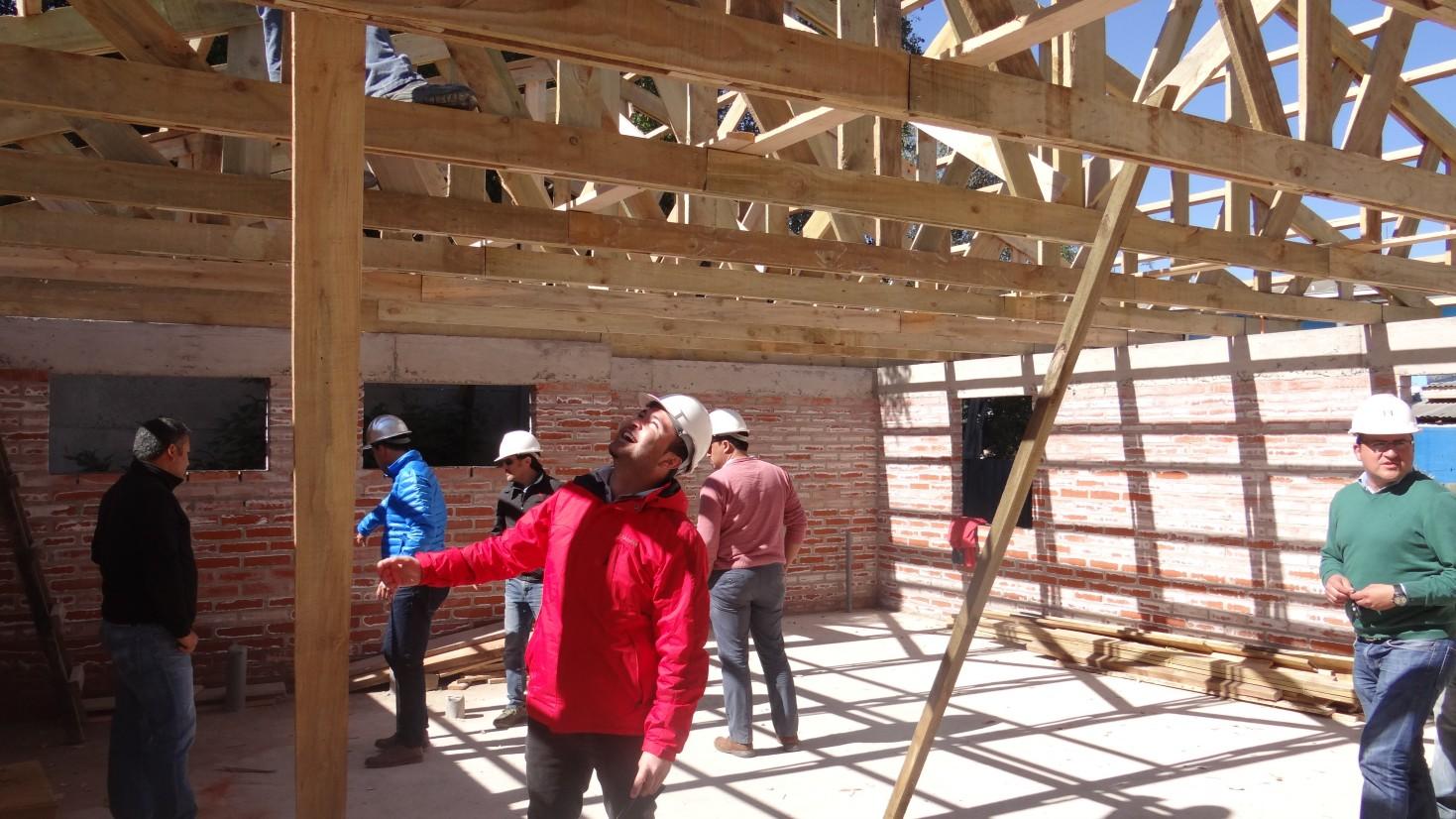 Notorio avance presenta la construcción de ocho sedes sociales de la comuna