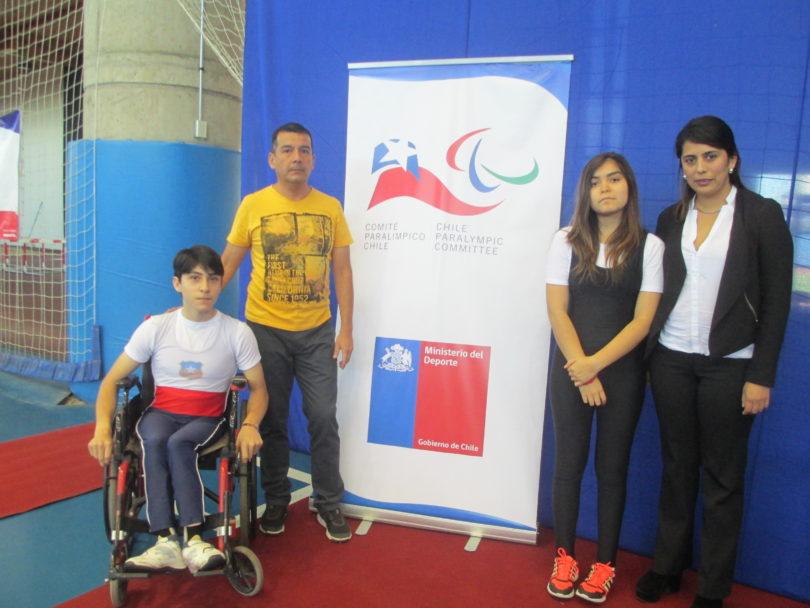 Estudiantes Hualañecinos participarán en Juegos  Panamericanos  Paralímpicos en Brasil