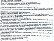 PRODESAL LLAMADO A CONCURSO