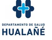 departamento de salud hualane